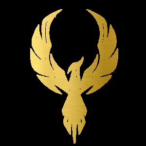 Goldener Phoenix