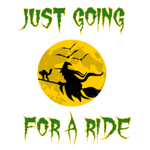 Halloween - Just Going For A Ride