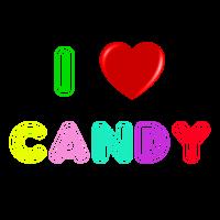 Halloween - I Love Candy