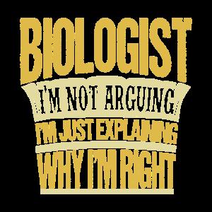 Biologie Naturwissenschaft Forschung Geschenk