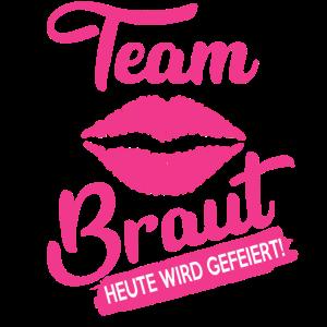 Team Braut Junggesellinnenabschied