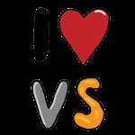 I heart VS