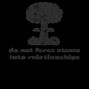 Beziehungen der Atome