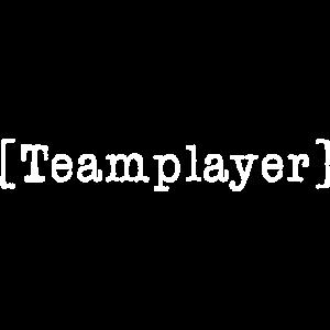 Teamplayer Team Arbeit Büro Agil Agilität weiss
