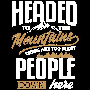 Bergwander-Shirt