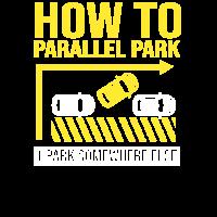 Führerscheinprüfung T-Shirt Geschenkidee
