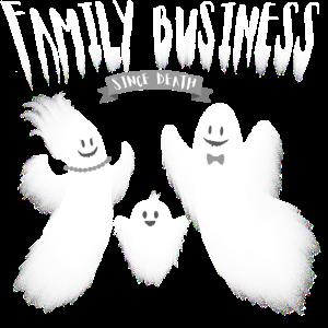 Geister Familienunternehmen Family Business