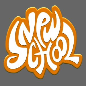 New School orange
