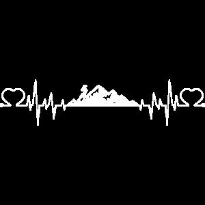 HERZSCHLAG Berge