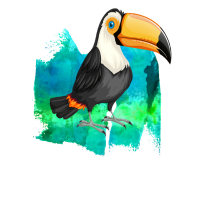 Tukan Tukane Spechtvogel toucan T Shirt
