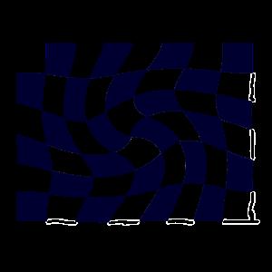 abstraktes Muster Schachbrett