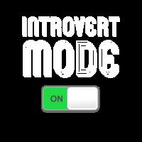 Introvertiert schüchtern anti sozial lustig Humor