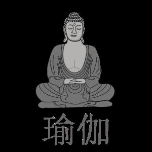 Buddha Yoga Schneidersitz