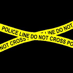 Police line do not cross