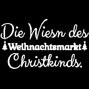 Die Wiesn des Christkinds. Weihnachtsmarkt.