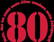 Jahrgang 1980 Geburtstagsshirt: 1980 - Jahrgang 80