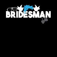 Bridesman Trauzeuge Team Bräutigam JGA Geschenk