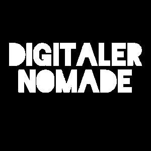 Digitaler Nomade Informatiker auf Reisen
