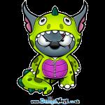 Dinosaur Wolf - WO