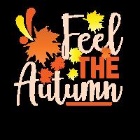 Fühle den Herbst
