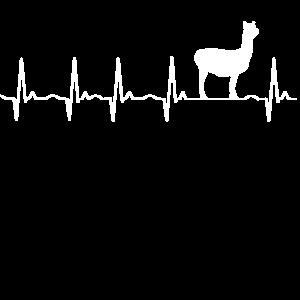 Lama Alpaka Lieblingstier Geschenkidee