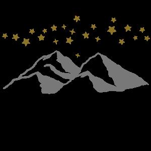 Schneekönig Konig der Berge Apres Ski Skifahrer