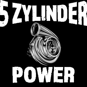 5 ZYLINDER POWER