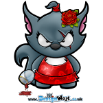 Red Rose Wolf - WO