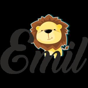 Emil Name Baby Kind Kinder Geschenk
