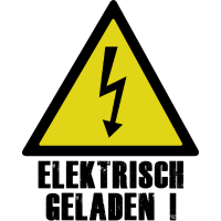 elektrisch geladen