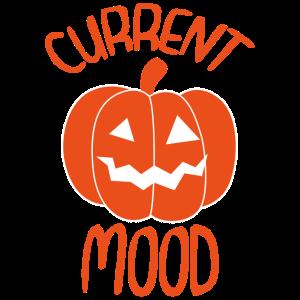 Halloween Kürbis Aktuelle Stimmung