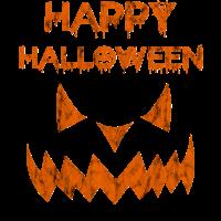 Happy Halloween Kuerbis