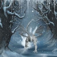 Super Winter Eisdrache,