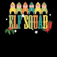 Weihnachten - Elf Squad Weihnachtsgeschenk