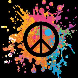 Peace Weltfrieden Geschenk