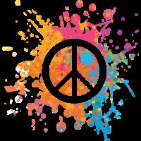 Frieden Symbol Zeichen Weltfrieden