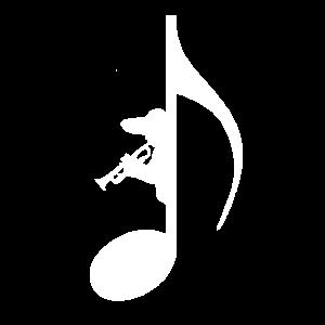 Trompeter Trompeten Blasmusik Kapelle Musik Noten