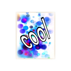 Text Design - 'Cool'