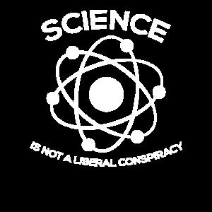 Wissenschaft ist keine liberale Verschwörung!