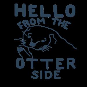 otter spruch lustig bestseller cool tier