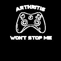 Arthritis wird mich nicht stoppen Old time Gamer