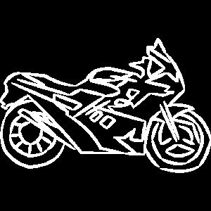 Motorrad! Geschenk! Bike