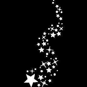 Glitzer Sterne Feenstaub Sternchen Sternenstaub