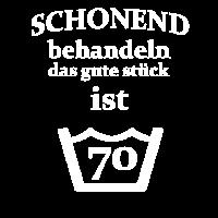 70. Geburtstag 70