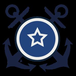 Abzeichen - Marine