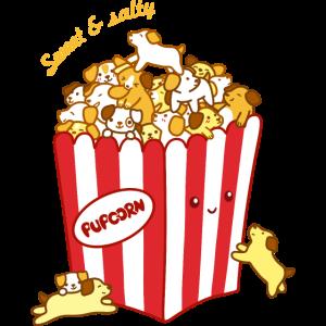 Pupcorn - Hunde Popcorn