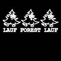lauf forest lauf bestseller lustig weihnachten tan