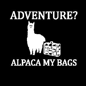 Alpaka meine Taschen, lustiges Alpaka-Geschenk, Alpaka-Liebhaber