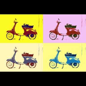 Roller POP ART 1.0