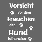 Vorsicht vor dem Frauchen der Hund ist harmlos V2